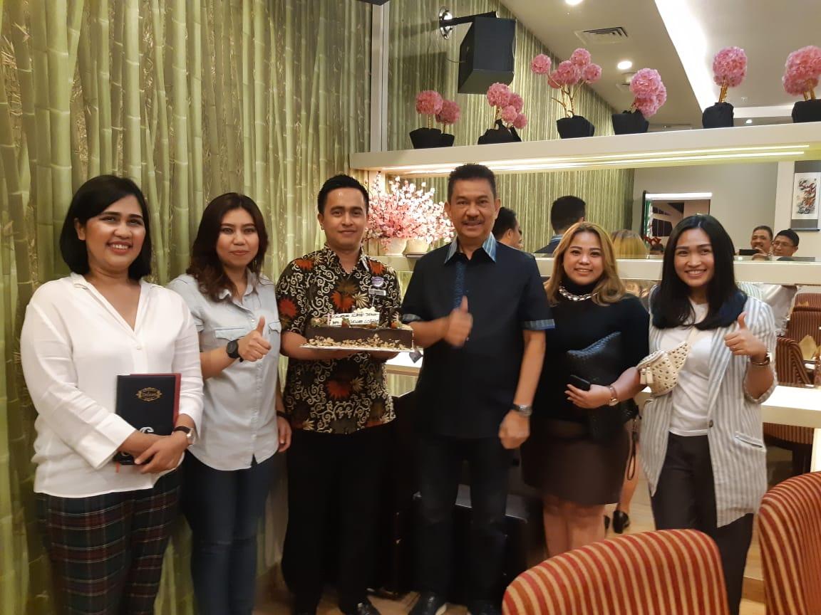 Andi Ridwan Wittiri Dapat Ucapan Selamat Ultah Herald Makassar