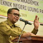 Ditangan Nurdin Abdullah GMTD Resmi Serahkan Lahan ke Pemprov Sulsel