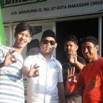 Kalahkan Incumbent di Dapil 2, Rachmat Dipastikan Duduki DPRD Makassar