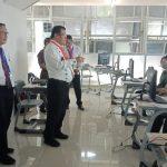 Tutup Sesi Akhir UTBK, Rektor UNM Harap Camaba Daftar SBMPTN