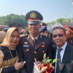 Putra Mantan Wakabareskrim Irjen Pol Syahrul Mamma, Resmi di Lantik Persiden Jokowi